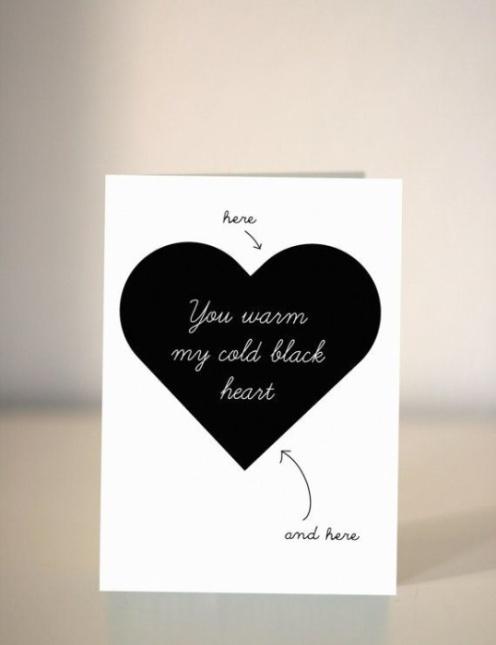 Cold Black Heart