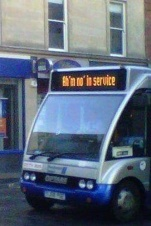 not-in-service