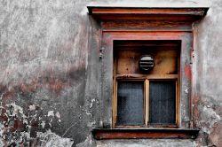 A Window with a Fan