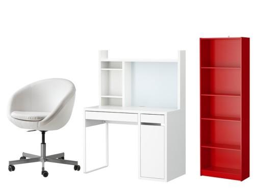 Ikea work station