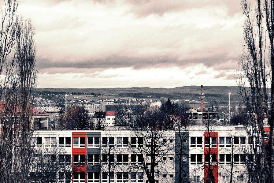 Gloomy view
