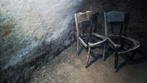 Tombstone still life