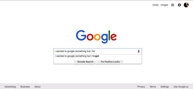 Dumb Google searches