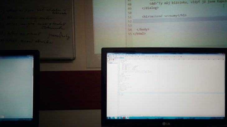 Computers and code