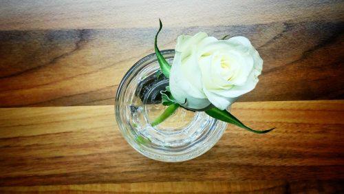 Funeral flower feel