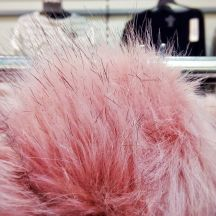 Pink fluffy thing