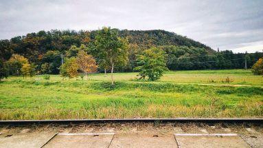Random railway tracks