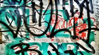 My favourite local graffiti